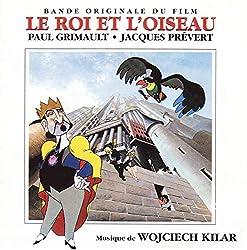 Bande Originale du Film Le Roi et L'Oiseau Paul Grimault - Jacques Prévert