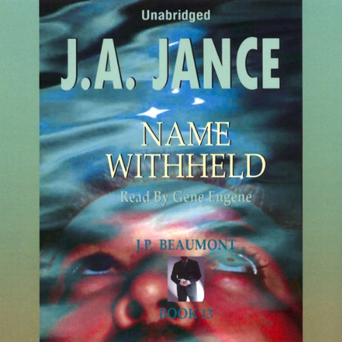 Name Withheld audiobook cover art
