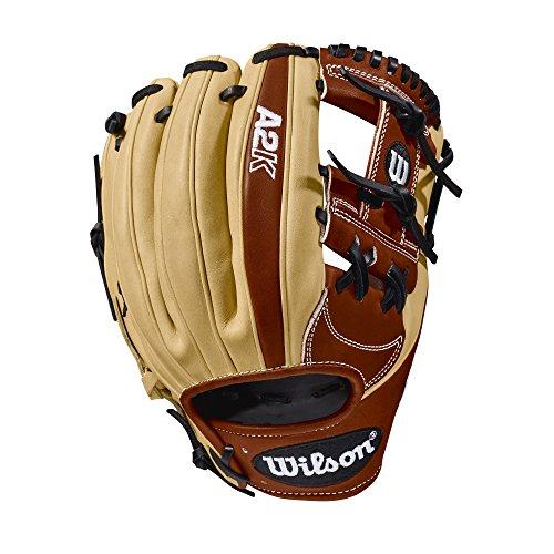 Wilson A2K 1787 11.75  Infield Baseball Glove - Right Hand Throw