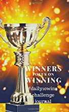 WINNERS FOCUS ON WINNING #DAILY10WINS CHALLENGE JOURNAL: WIN TRACKER VICTORY JOURNAL