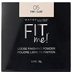 Now fit happens from start to finish! This silky lightweight finishing powder has a hint of color for a seamless natural look. Package Description: 0.7 oz. (20 g) Serving Size: .. Number of Servings: .. Unit Type: Each