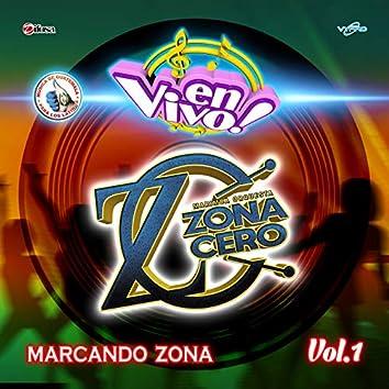 Marcando Zona Vol. 1. Música de Guatemala para los Latinos (En Vivo)