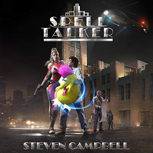 Spell Talker Audiobook By Steven Campbell cover art