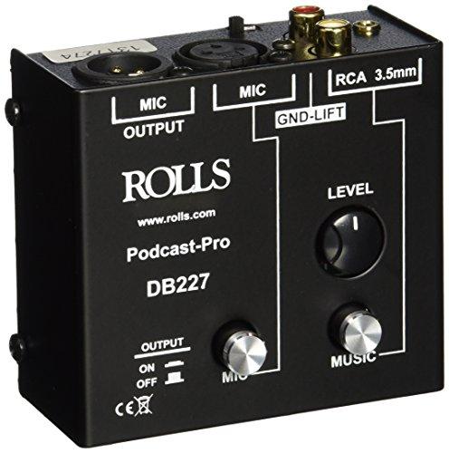 Rolls Bindung für Akustikgitarre (DB227)