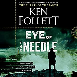 Eye of the Needle                   By:                                                                                                                                 Ken Follett                               Narrated by:                                                                                                                                 Eric Lincoln                      Length: 9 hrs and 16 mins     4,236 ratings     Overall 4.2