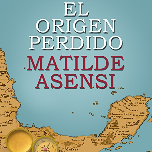 El origen perdido [The Lost Origin] audiobook cover art