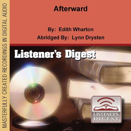 Afterward cover art