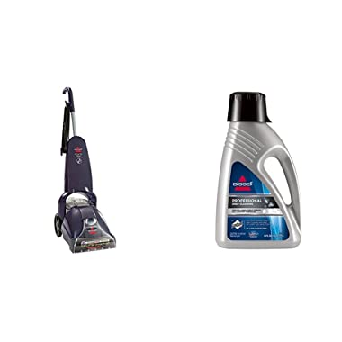 Professional Deep Cleaning Bundle - PowerLifter PowerBrush + Deep Clean Pro 2X Deep Cleaning Formula, 48 oz