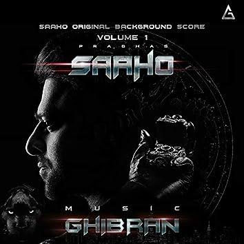 Saaho, Vol. 1 (Original Background Score)