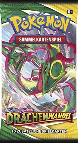Pokemon Drachenwandel 1x Booster Pack Deutsch