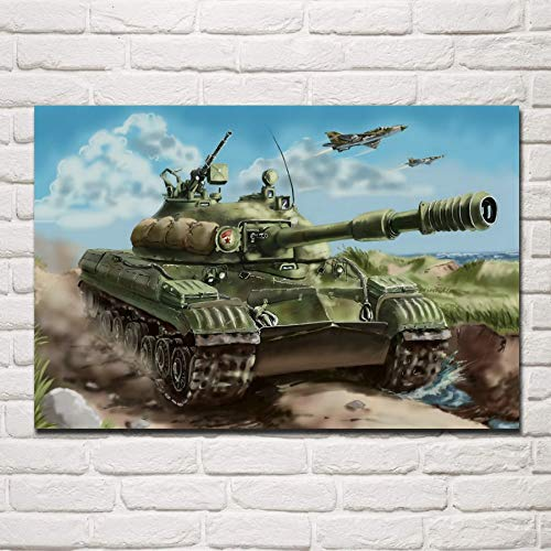 1000 Piece Puzzles for Adults Weapon tank art airplane fighter Difficult Jigsaw Puzzle for Adults Teenagers -Challenging Jigsaw Puzzles 50x75cm