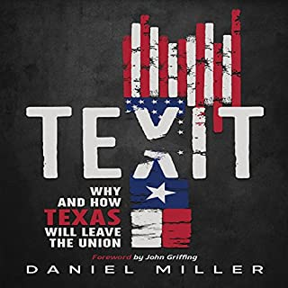 Texit audiobook cover art