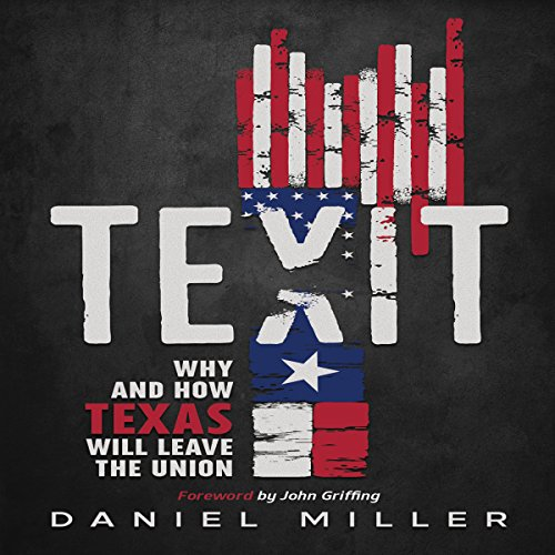 Texit audiobook cover art