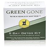 Green Gone Detox Permanent 5 Day Detox