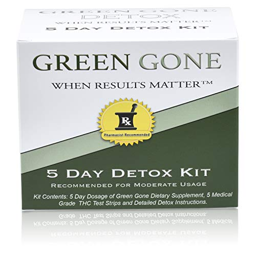 Green Gone Detox Permanent 5 Day Detox