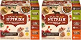 Rachael Ray Nutrish Premium Natural Wet Dog Food, Savory Favorites Variety Pack, 8 Ounce Tub (2 Pack of 6)