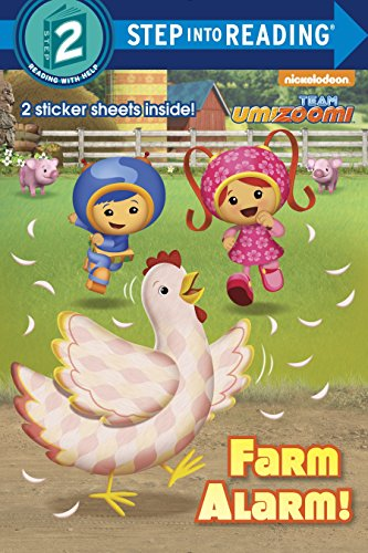 Farm Alarm! (Team Umizoomi. Step into Reading)