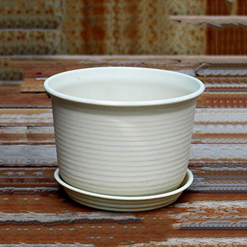 PLL creatieve mode bloempot verdikking kunststof hars bloempotten gepersonaliseerde pot bloempotten binnen en buiten
