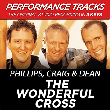 The Wonderful Cross (Performance Tracks)