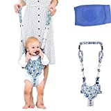 Baby Walking Harness - Easy-Wearing Baby Harness for Walking - Walk & Stand Baby Walker Harness - Comfy Padded Baby Walking Assistant - with Bonus Baby Knee Pads for Crawling