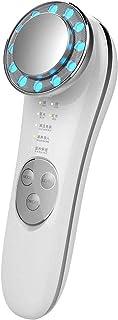 Facial Extractor Portable Importer Export Beauty Equipment Massager Facial Home Cleaning Verjongend (Kleur: Wit Zilver)
