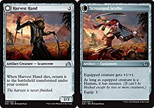 Magic: the Gathering - Harvest Hand // Scrounged Scythe (256/297) - Shadows Over Innistrad