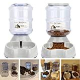 Blessed family Cat Water Fountain,Automatic Cat Feeder,Dog Water...