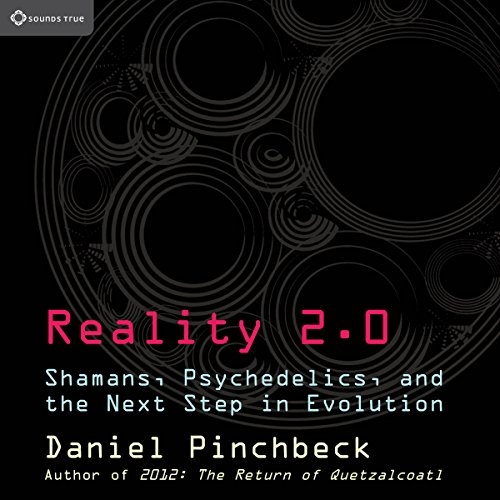 Reality 2.0 audiobook cover art