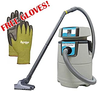 Matala Pond Vacuum II Plus with Pond Cleaning Gloves Package Deal