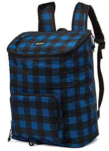 Packit Refroidisseur de sac à dos congélateur Buffalo bleu marine.