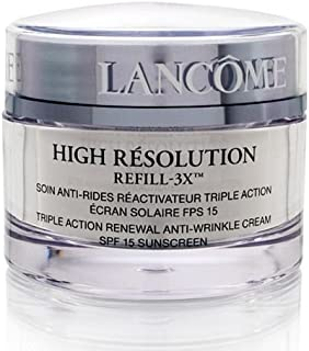Lancome 3X SPF 15 High Resolution Refill, 1.7 Ounce