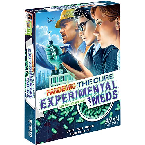 The Cure Expansion - Experimental Meds