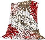 Yaxinduobao Ultra Soft Flannel Fleece Bed Manta Chevron Zig Zag Ripple Throw...