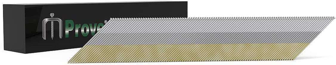 MProve 15 Gauge Finish Nails 34 Degree DA style 1-1/2