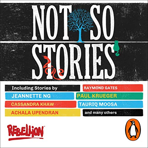 Couverture de Not So Stories