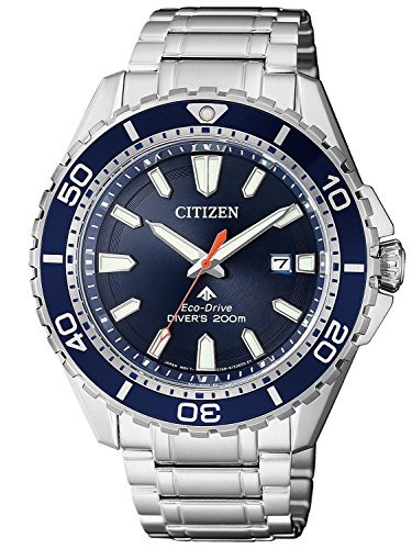 Citizen Eco Drive Diver 200m BN0191-80L