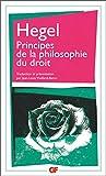 Principes de la philosophie du droit - Flammarion - 14/01/1999