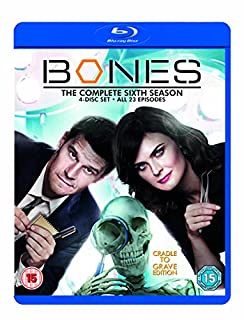 Bones - Season 6 [Blu-ray] (B004VLZTW8) | Amazon price tracker / tracking, Amazon price history charts, Amazon price watches, Amazon price drop alerts