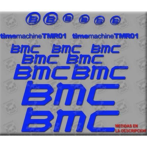 Aufkleber für Mountainbike, BMC TMR01, Aufkleber, Autocollant