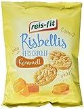 reis-fit Risbellis Reis Cracker Karamell , 40 g parent -