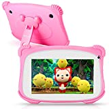 Kids Tablet, ASIUR QuadCore 2GB RAM 16GB ROM Android 9 Kids Educational Tablets Learning Tablets for Toddlers with Parental Control & 7' HD Screen