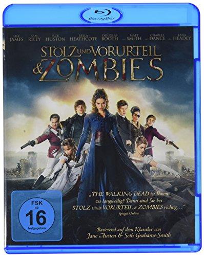 Stolz und Vorurteil & Zombies [Blu-ray]