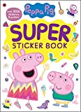 Peppa Pig Super Sticker Book (Peppa Pig)