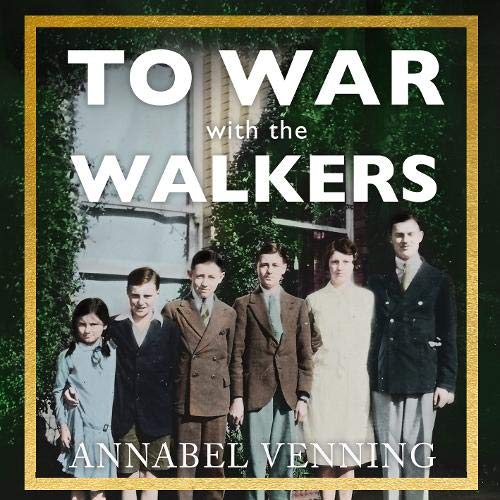 Couverture de To War with the Walkers