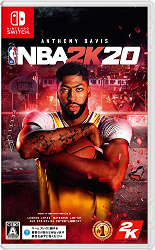 2K GAMES NBA 2K20 For NINTENDO SWITCH REGION FREE JAPANESE VERSION [video game]