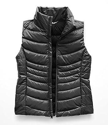 The North Face Women's Aconcagua Vest II - Shiny Asphalt Grey - S