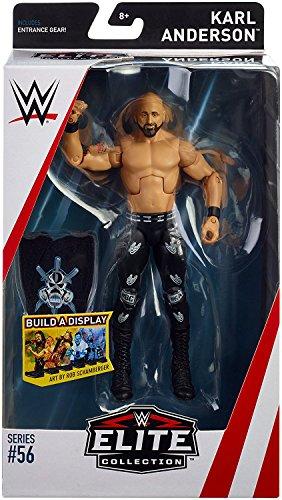 Finn Balor WWE Elite top Talent Wrestling figure Mattel Neuf Avec Veste Club