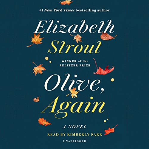 Olive, Again (Oprah's Book Club) Audiobook By Elizabeth Strout cover art