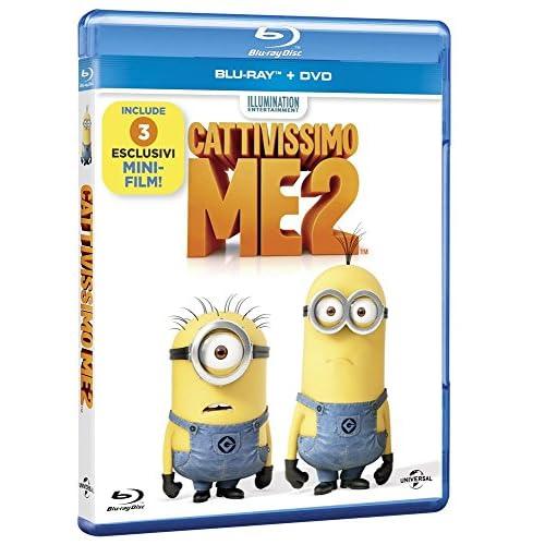 Cattivissimo Me 2 (Br + Dvd)