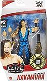 WWE Shinsuke Nakamura Elite Series 81 Action Figure Wrestling 18 cm